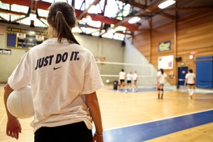 Nike Volleyball Camp