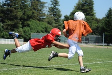 US Sports Contact Football Camps