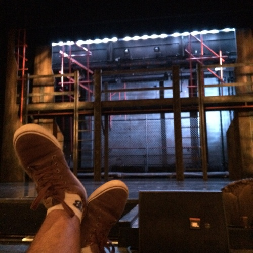 Front Role Seats for West Side Story!