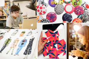 Parsons Summer Intensive Studies: New York